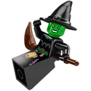 Lego Minifigure Series 2 Witch 8684