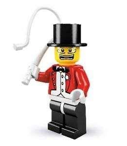 Lego Minifigure Series 2 Ringmaster 8684