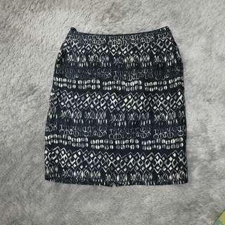 Marks&Spencer Black Mix Skirt