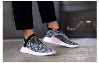 🚚 Adidas NMD CS2 City Sock PK W (Core black/Wonder Pink(