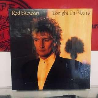 Rod Stewart - Tonight i'm yours 黑膠