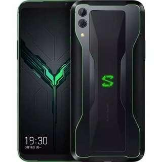 Xiaomi Black shark 2 Baru 8GB/128GB original garansi