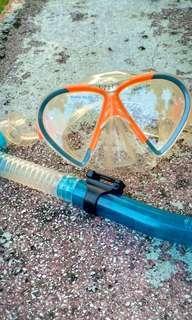 Kacamata Selam / Dive Mask Merek Problue