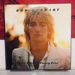 Rod Stewart - Foot loose & fancy free 黑膠
