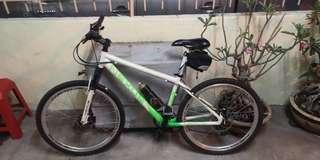 Nexus mountain bike