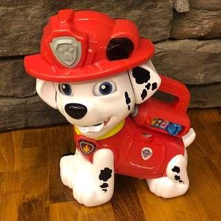 VTech Paw Patrol Treat Time Marshall Toy
