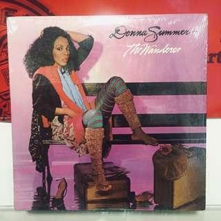 Donna summer - The Wanderer 黑膠