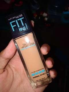 Maybelline fit me matte 320