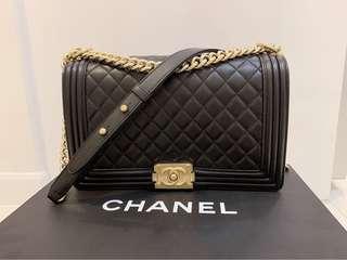 Chanel Boy Handbag 28cm