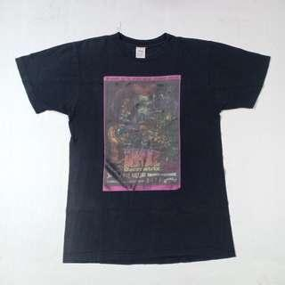 Vintage 90s heavy metal capcom t-shirt