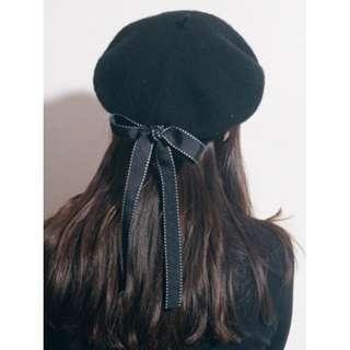 🚚 [INSTOCK] Gentle Ribbon Beret