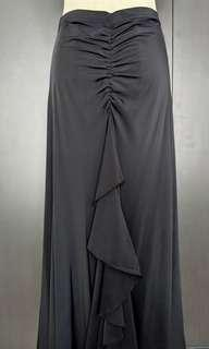 Ballroom / Latin Dance Black Skirt #2