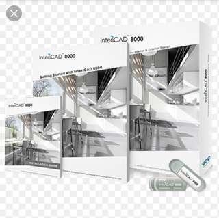 Intericad 8000 (design software)