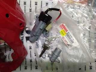 Yamaha Main Switch (Suis Kunci) Lagenda/125z/125zr (NOS)