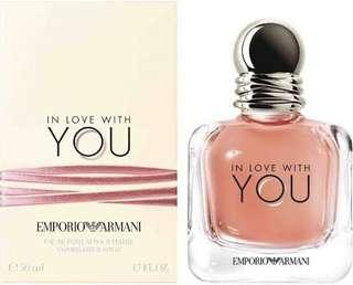 Giorgio Armani Emporio In Love With YOU