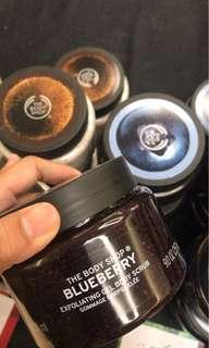 The Body Shop Blueberry Body Scrub