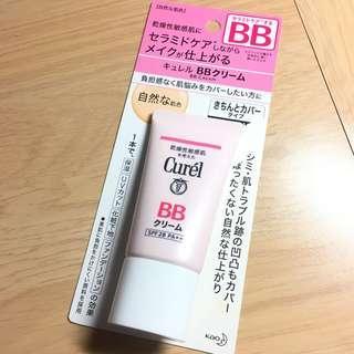Curel 輕透保濕BB霜 自然肌 / Curél BB Cream Natural