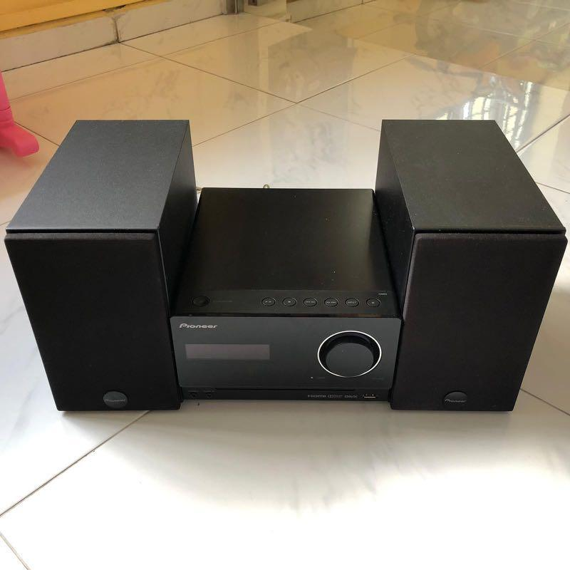 50% off: Pioneer Mini Hi-Fi