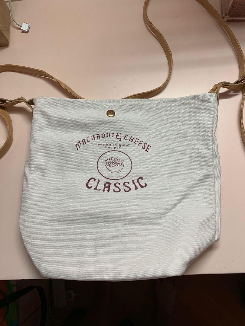 簡約斜孭袋 crossbody bag
