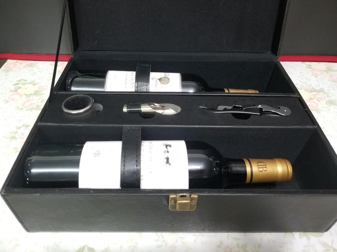 最佳組合 Voyage de Lanessan 2011 Wine + Les Caleches de Lanessan 2011 Wine