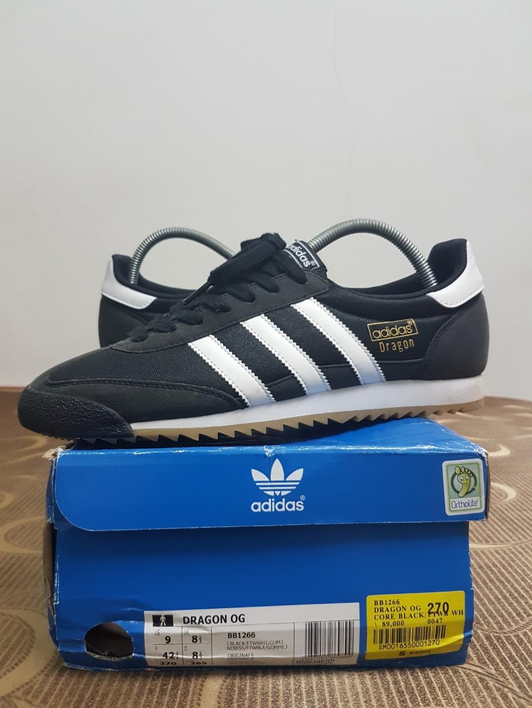 Adidas Dragon OG Black