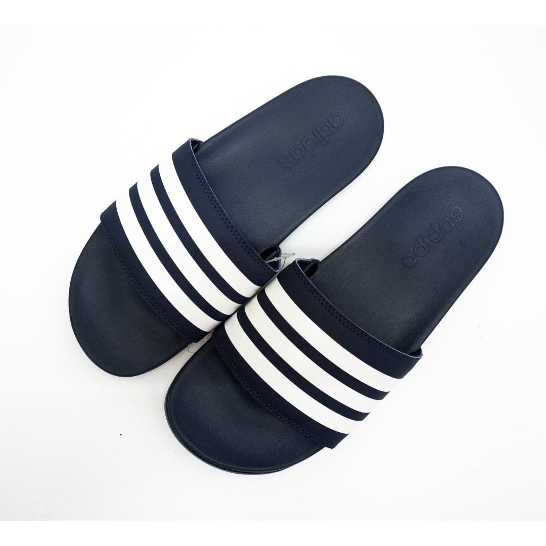 038f82604 Adidas Adilette CF+ Stripes w FAM
