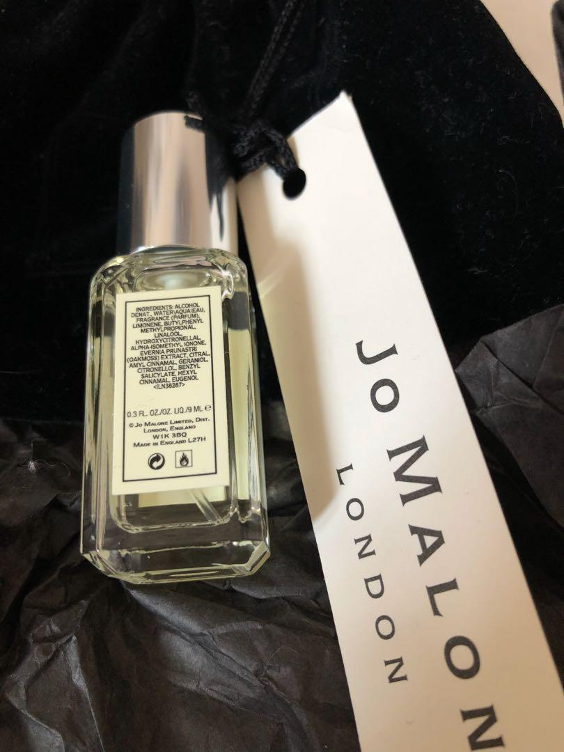 Authentic Jo Malone - Lime Basil & Mandarin Cologne mini