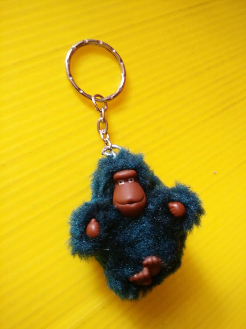 f01953547b Authentic Kipling Monkey Key Chain, Vintage & Collectibles, Vintage ...