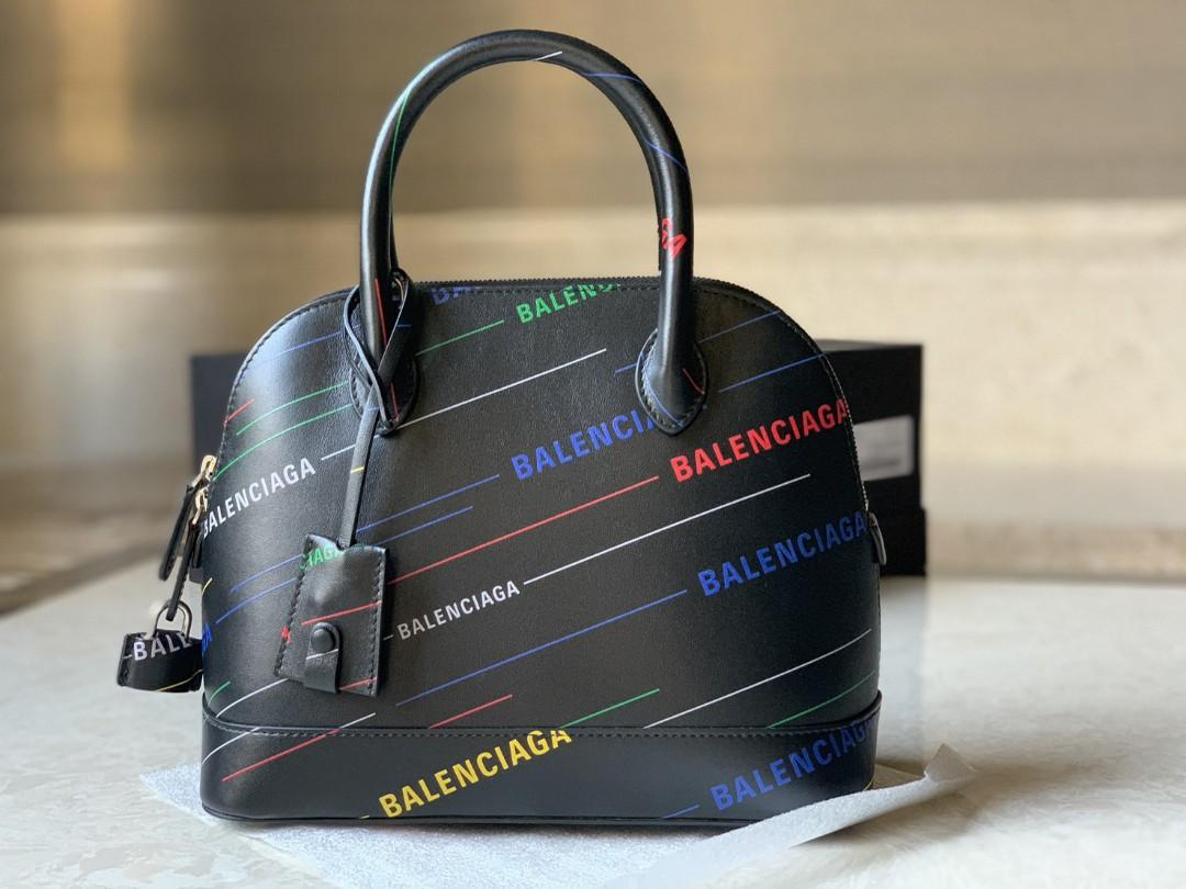 Balenciaga Ville Top handle Small & Multicolour