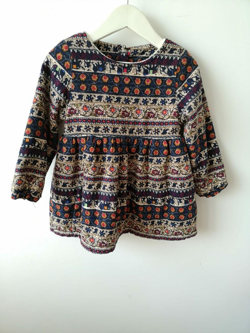 小女童衫,九成新(幼兒,bb衫) Little girl clothes (bb clothes)