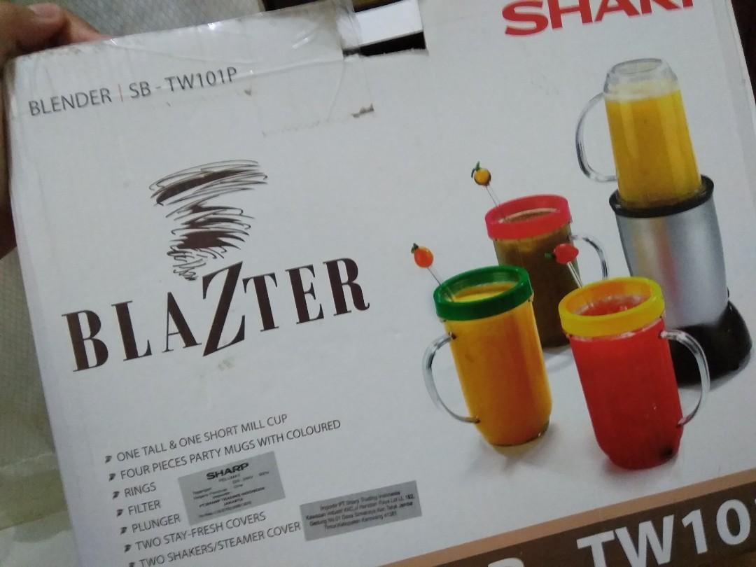 Blender/Juicer Sharp Blazter SB-TW101P