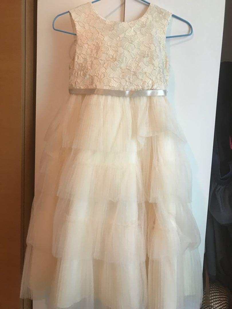 2ec812802d0 Gold Flower Girl Dresses - Gomes Weine AG