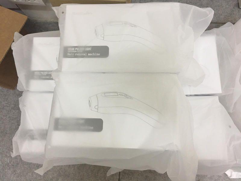 Bosidin D1126冰感激光脫毛器💦🌟行貨 ☀️夏天必備