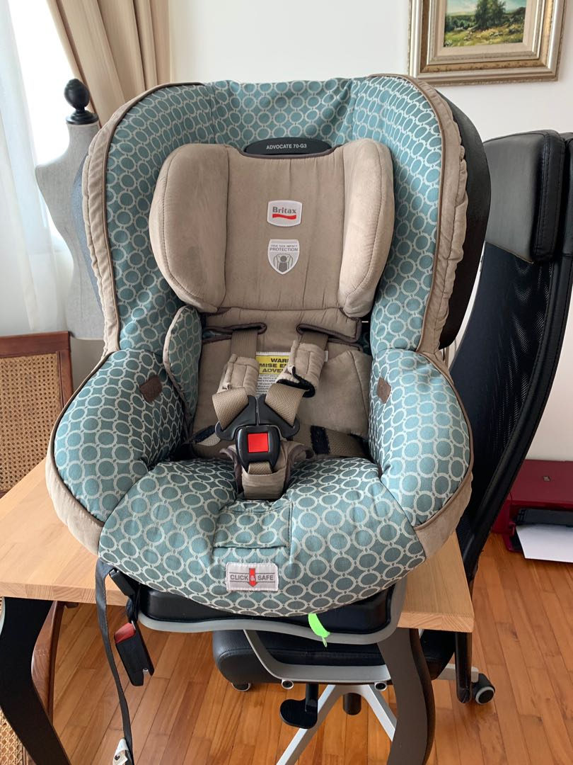 Britax Advocate Baby To Toddlers Car Seat Babies Kids Strollers Bags Carriers On Carou