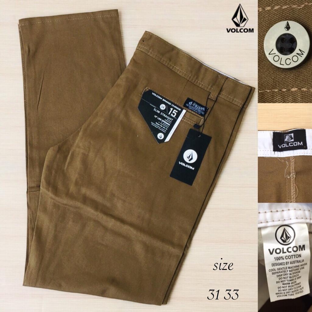 Celana Panjang Volcom Cowo
