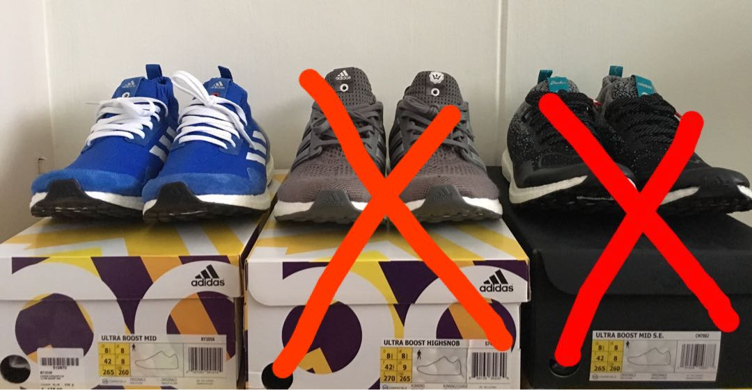 84d1ade974a CLEARANCE!! adidas Ultra Boost Consortium