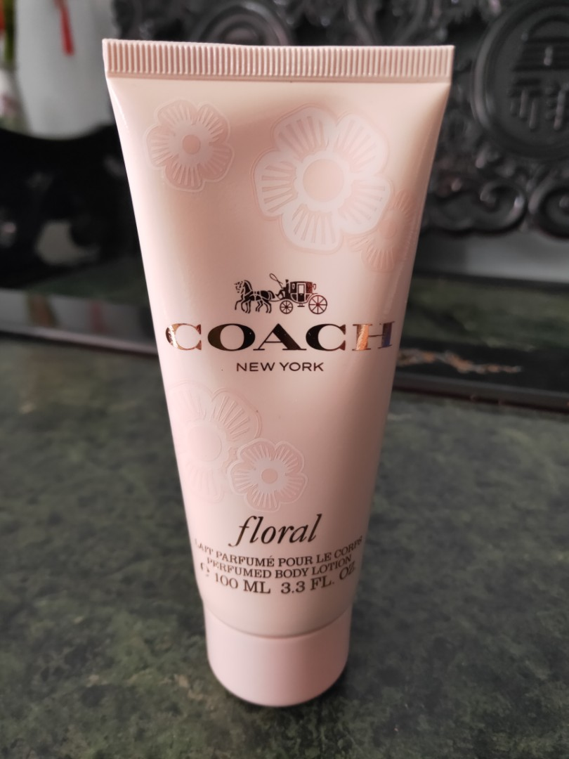Pour Coach Parfume Lotion Le Perfumed Body Lait Corps b6yvfY7g