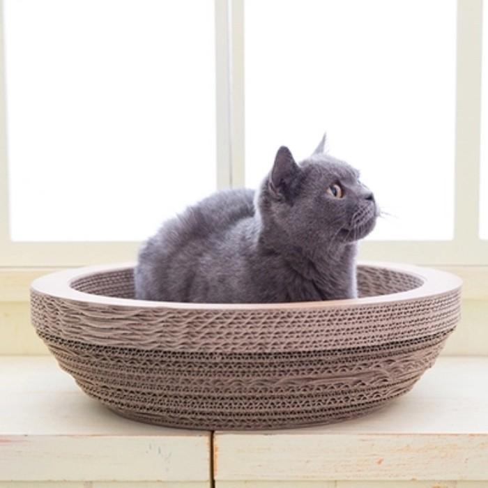 Cozy Cat Scratchbed