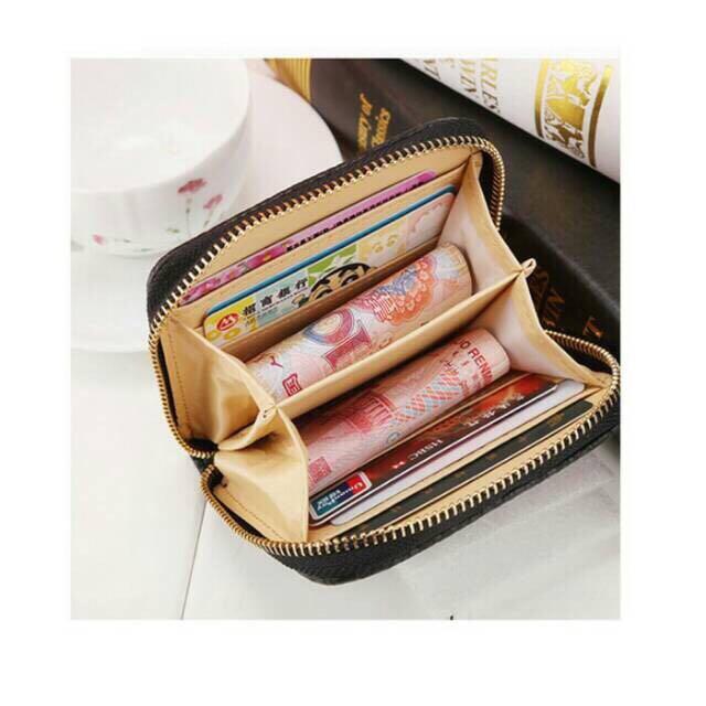 Dompet mini / dompet lipat kecil / wallet mini koin coin