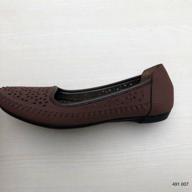 Elizabeth Flat Shoes / sepatu sendal sandal elizabet