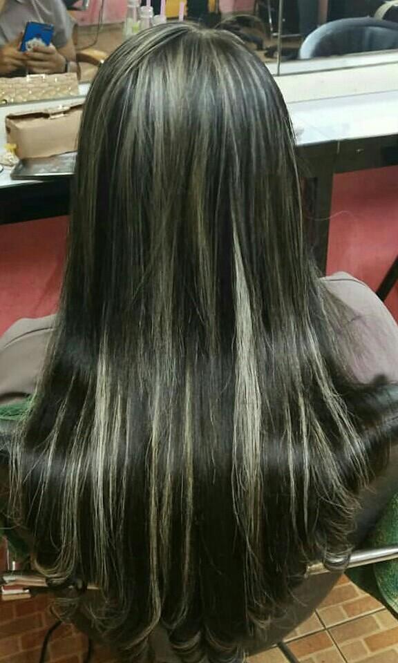 Hair extension asli