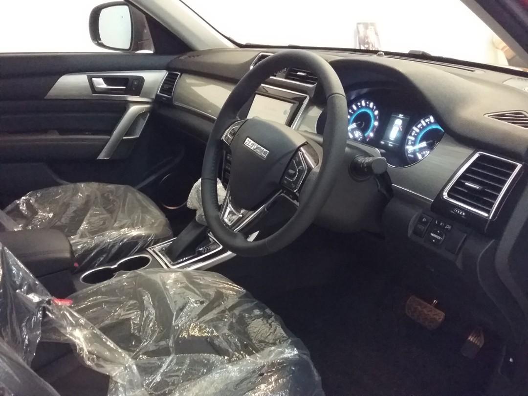 Haval H2 Comfort SUV 2019 1.5 Turbo 8 Years Warranty