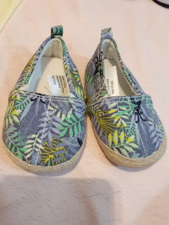 H&M Baby Shoes BB鞋仔(11.5cm)