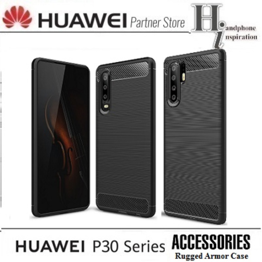 huge selection of 7f58d f4fbe Huawei P30 / P30 Pro / P30 Lite Slim Rugged Armor Case