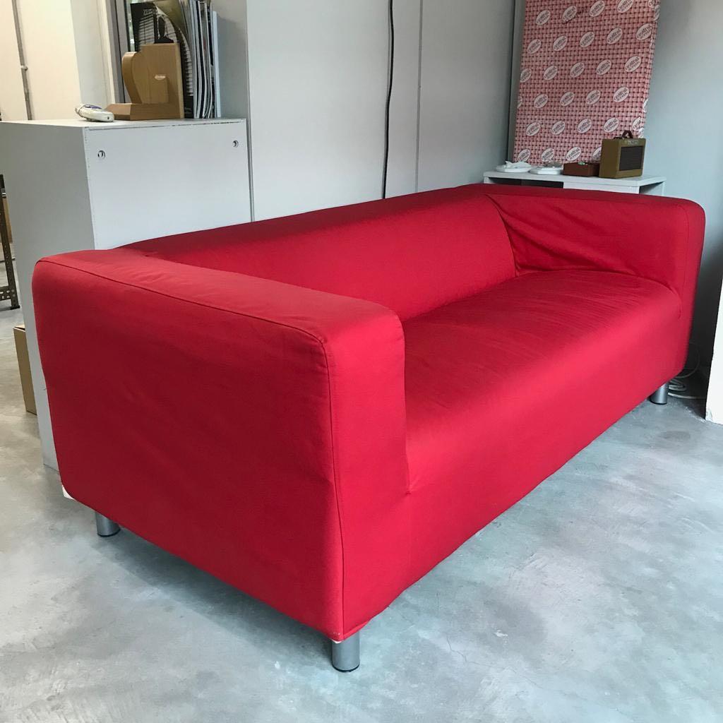 Ikea Klippan Love Seat