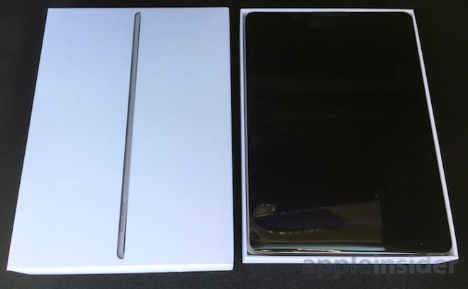 Ipad air 2 with box top conditions