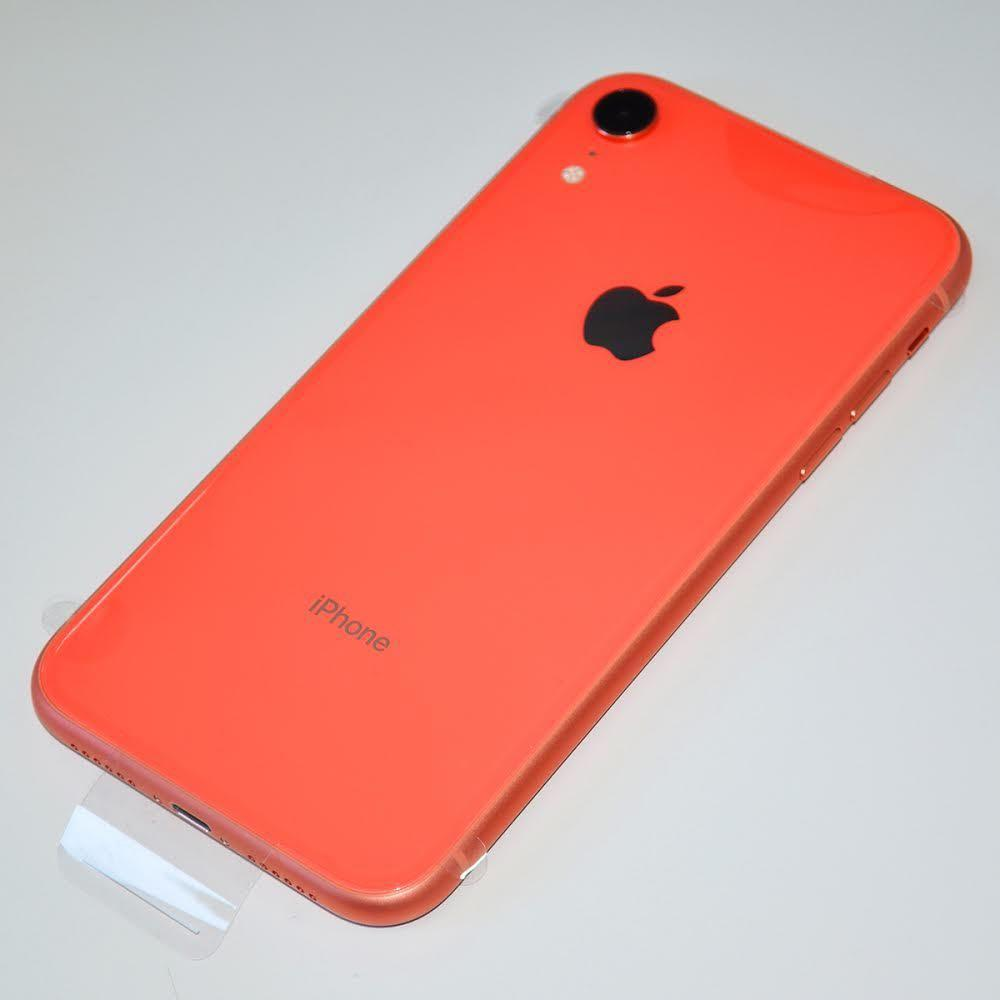 IPHONE XR CORAL 64 GB NEW