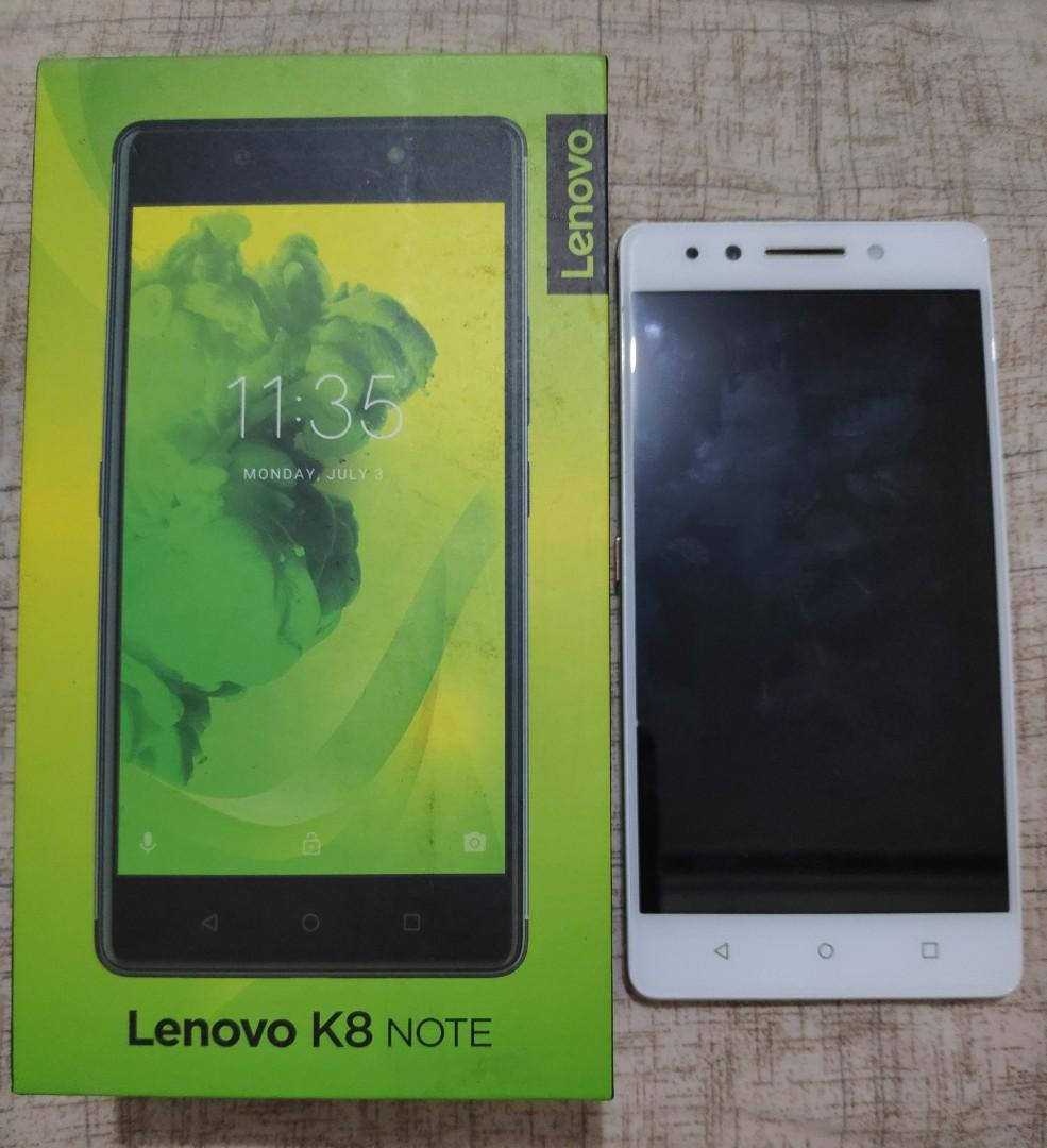 Turbo Charging Lenovo K8 Note Information and Ideas - Herz