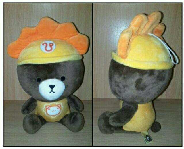【gps0902】星座款-獅子座 玩偶
