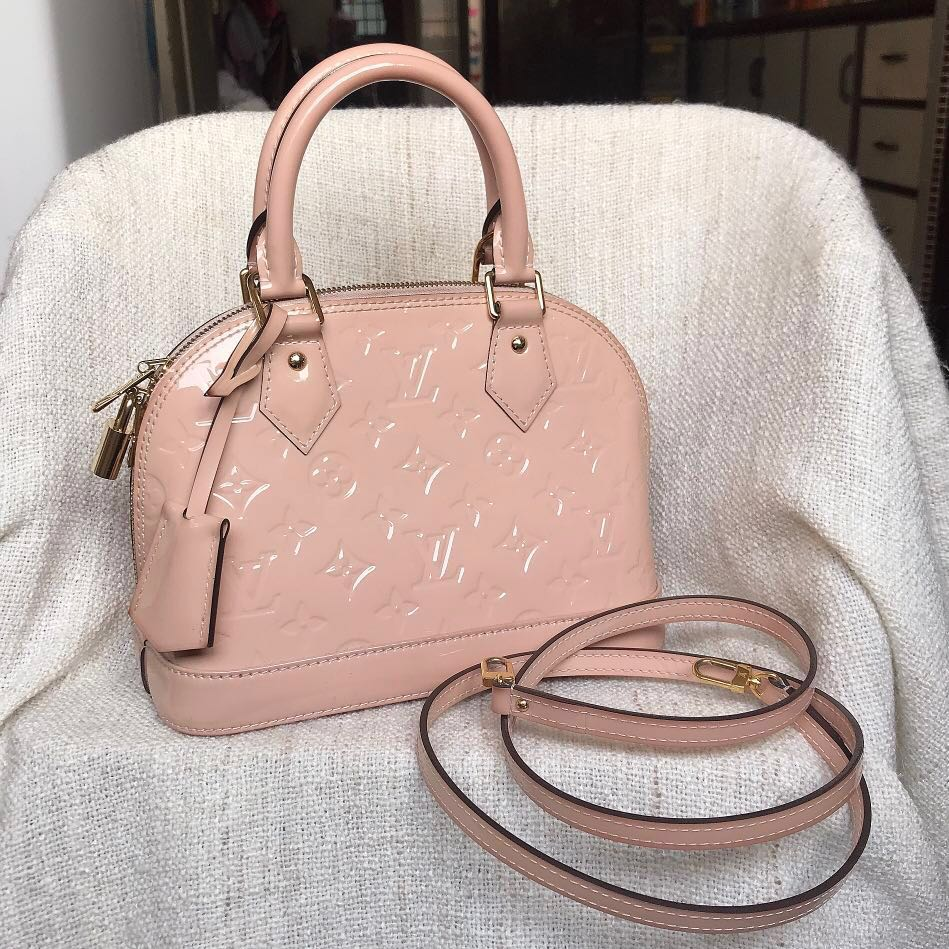 a9575f3e4 Louis Vuitton Alma BB - Authentic Bag, Women's Fashion, Bags ...